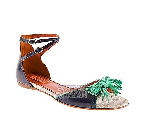 Обувь Missoni весна-лето 2012 фото №47