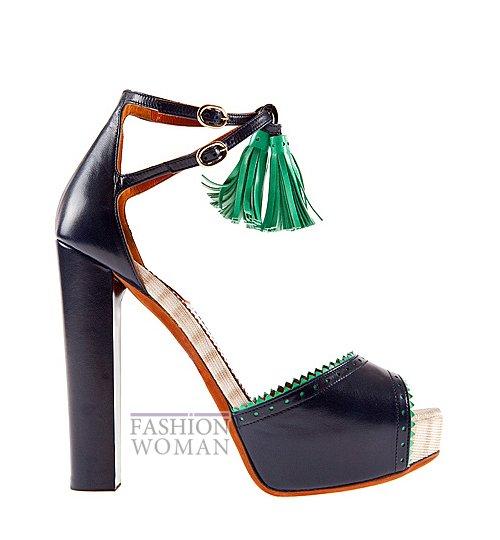 Обувь Missoni весна-лето 2012 фото №49