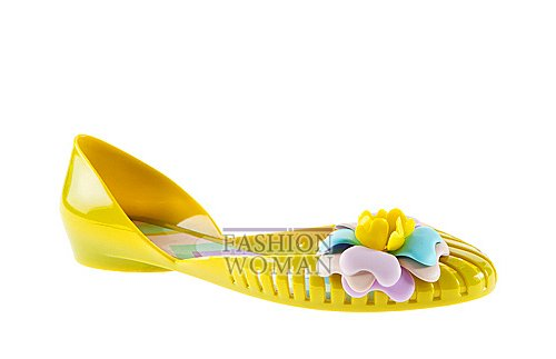 Обувь Missoni весна-лето 2012 фото №50