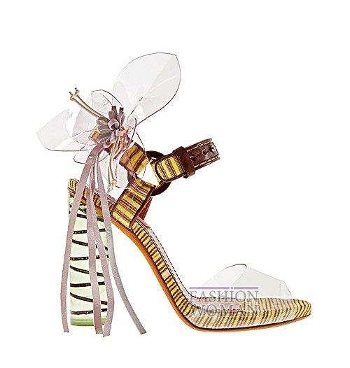 Обувь Missoni весна-лето 2012 фото №51