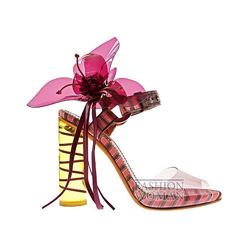 Обувь Missoni весна-лето 2012 фото №52