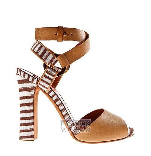Обувь Missoni весна-лето 2012 фото №54