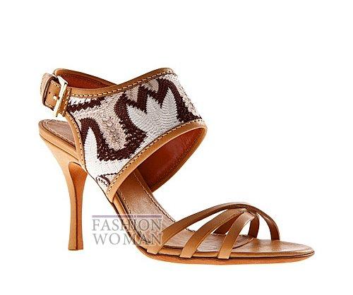 Обувь Missoni весна-лето 2012 фото №9