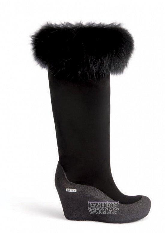 Обувь осень-зима 2012-2013 от Bally  фото №2