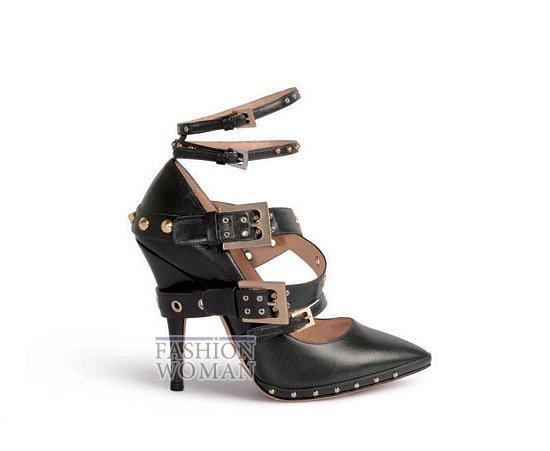 Обувь осень-зима 2012-2013 от Bally  фото №14