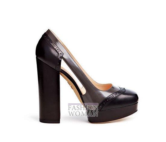 Обувь осень-зима 2012-2013 от Bally  фото №15