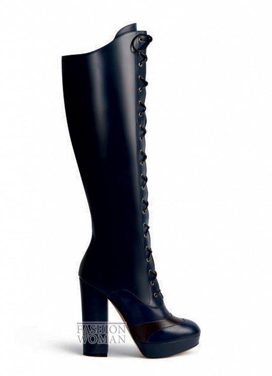 Обувь осень-зима 2012-2013 от Bally  фото №18