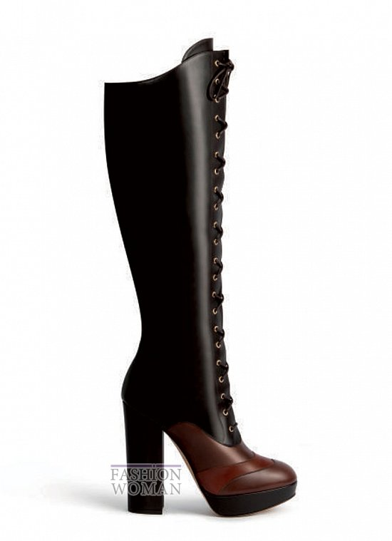 Обувь осень-зима 2012-2013 от Bally  фото №20