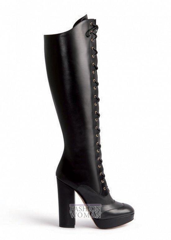 Обувь осень-зима 2012-2013 от Bally  фото №21