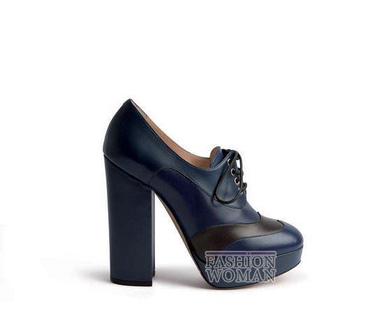 Обувь осень-зима 2012-2013 от Bally  фото №22
