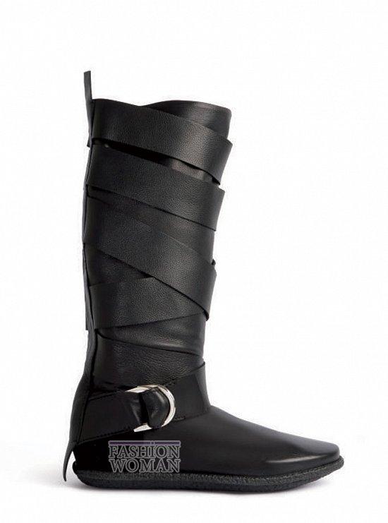 Обувь осень-зима 2012-2013 от Bally  фото №27