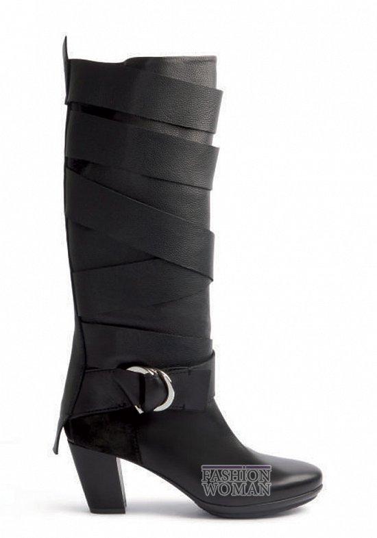 Обувь осень-зима 2012-2013 от Bally  фото №30