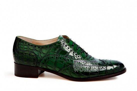 Обувь осень-зима 2012-2013 от Bally  фото №4