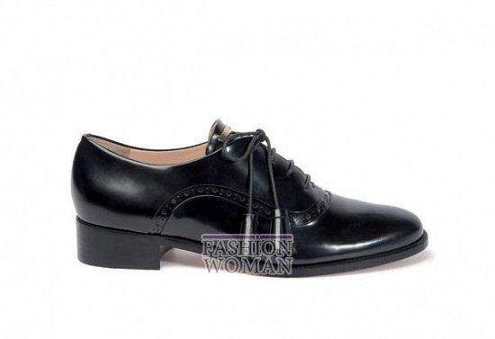 Обувь осень-зима 2012-2013 от Bally  фото №6
