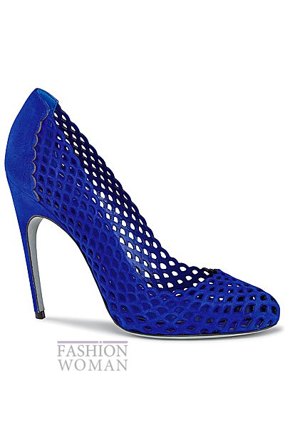 Обувь Sergio Rossi осень-зима 2013-2014 фото №2