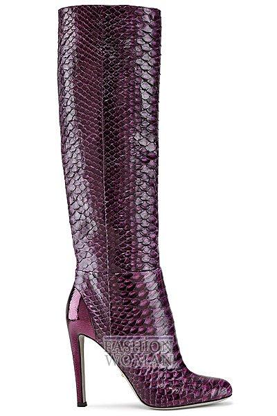 Обувь Sergio Rossi осень-зима 2013-2014 фото №17