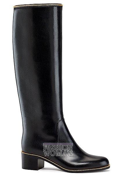 Обувь Sergio Rossi осень-зима 2013-2014 фото №28