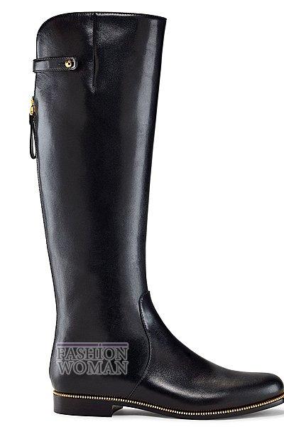 Обувь Sergio Rossi осень-зима 2013-2014 фото №30