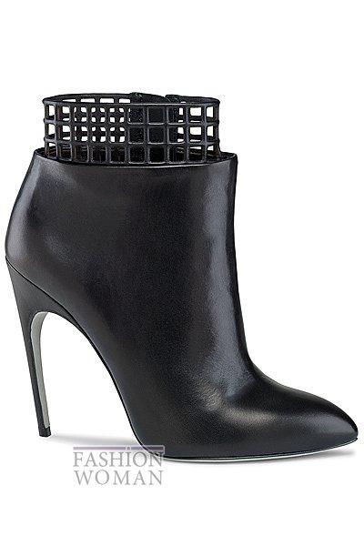 Обувь Sergio Rossi осень-зима 2013-2014 фото №4