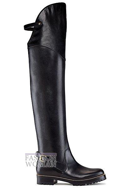 Обувь Sergio Rossi осень-зима 2013-2014 фото №32