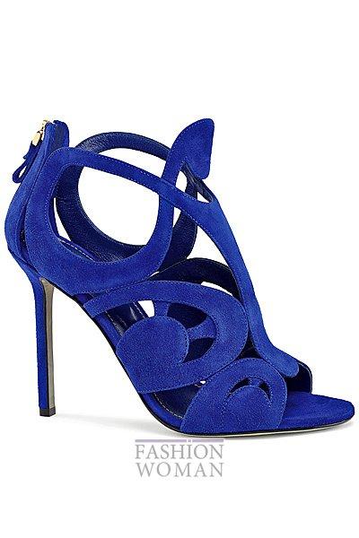 Обувь Sergio Rossi осень-зима 2013-2014 фото №34