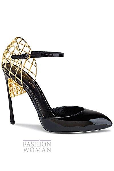 Обувь Sergio Rossi осень-зима 2013-2014 фото №37