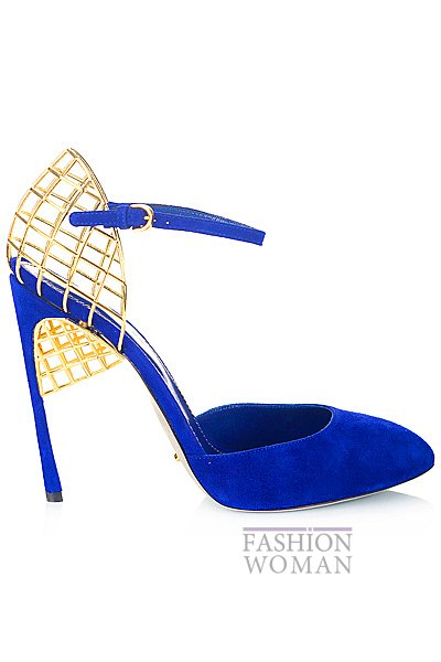 Обувь Sergio Rossi осень-зима 2013-2014 фото №39