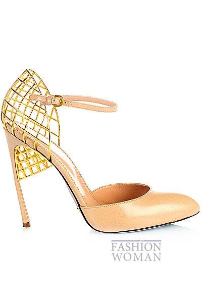 Обувь Sergio Rossi осень-зима 2013-2014 фото №40