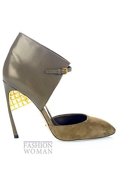 Обувь Sergio Rossi осень-зима 2013-2014 фото №45