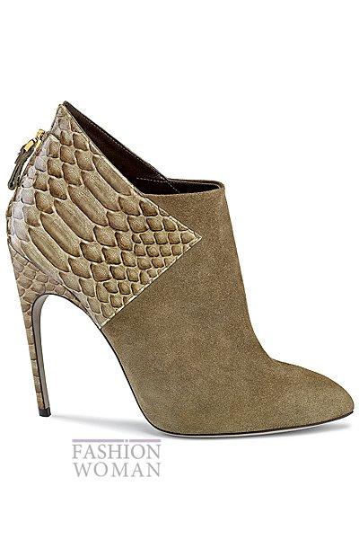 Обувь Sergio Rossi осень-зима 2013-2014 фото №47
