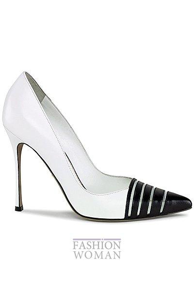 Обувь Sergio Rossi осень-зима 2013-2014 фото №8