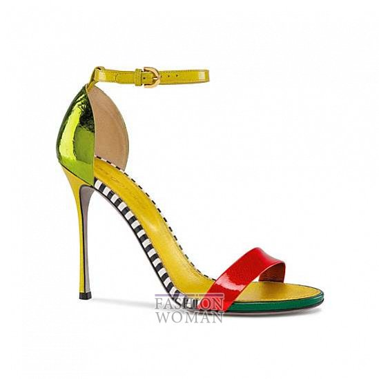 Обувь Sergio Rossi весна-лето 2013 фото №2