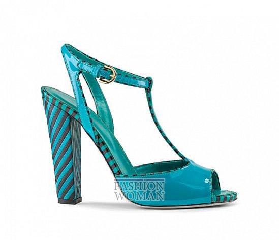 Обувь Sergio Rossi весна-лето 2013 фото №18