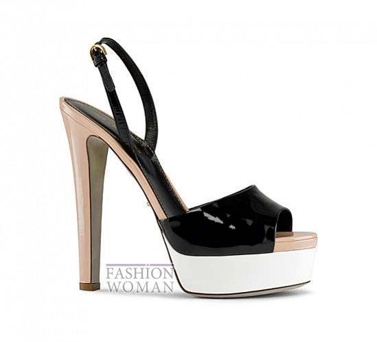 Обувь Sergio Rossi весна-лето 2013 фото №20