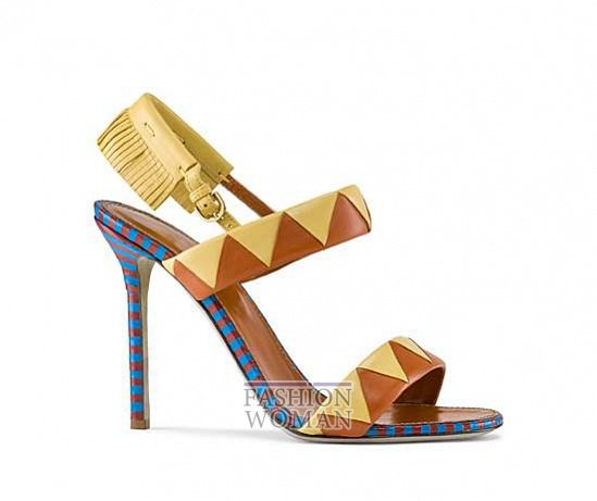 женская обувь весна-лето 2013