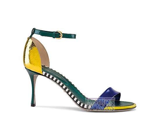 Обувь Sergio Rossi весна-лето 2013 фото №10
