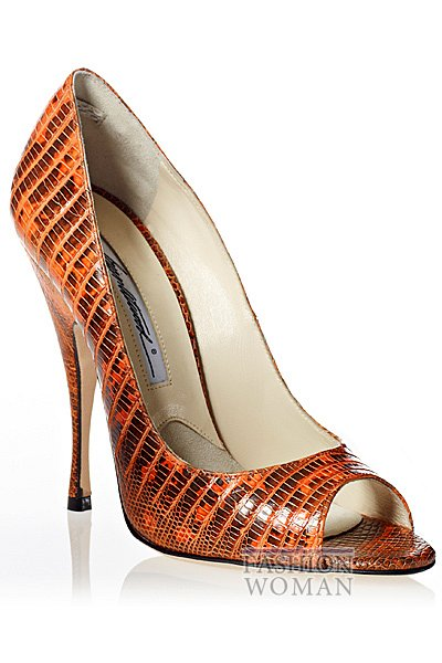 Обувь весна-лето 2013 от Brian Atwood  фото №21
