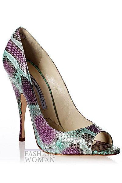 Обувь весна-лето 2013 от Brian Atwood  фото №22