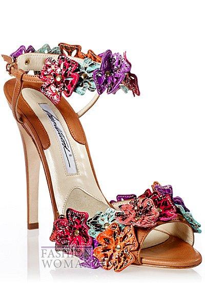 Обувь весна-лето 2013 от Brian Atwood  фото №29
