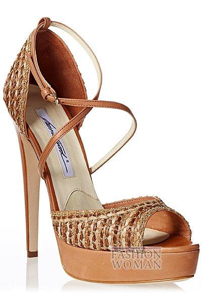 Обувь весна-лето 2013 от Brian Atwood  фото №30