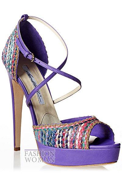 Обувь весна-лето 2013 от Brian Atwood  фото №31