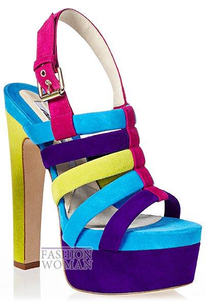 Обувь весна-лето 2013 от Brian Atwood  фото №43