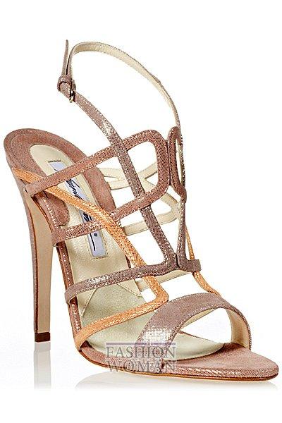 Обувь весна-лето 2013 от Brian Atwood  фото №49