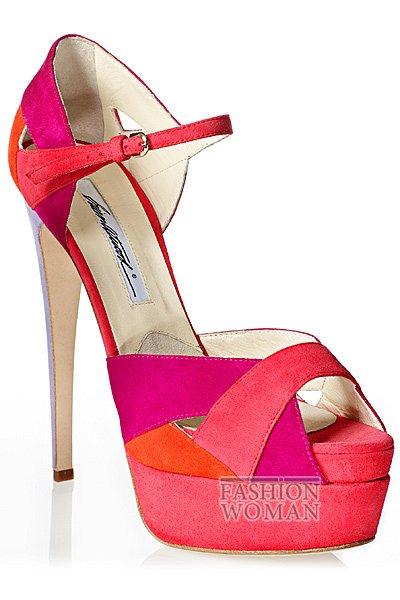Обувь весна-лето 2013 от Brian Atwood  фото №6
