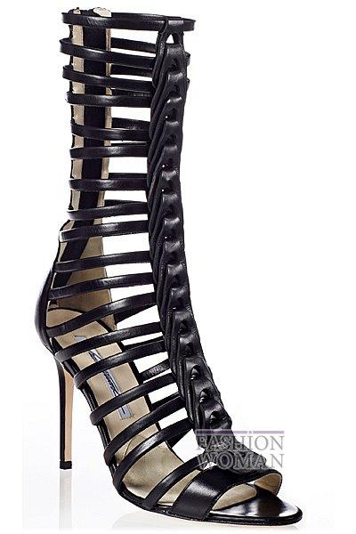 Обувь весна-лето 2013 от Brian Atwood  фото №53