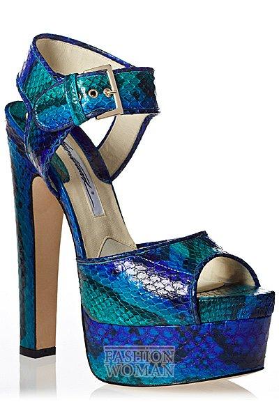 Обувь весна-лето 2013 от Brian Atwood  фото №61