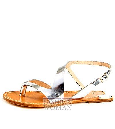 Обувь весна-лето 2013 от Diane von Furstenberg фото №13