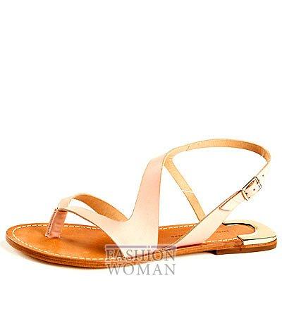 Обувь весна-лето 2013 от Diane von Furstenberg фото №14