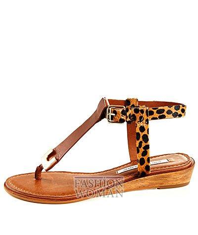 Обувь весна-лето 2013 от Diane von Furstenberg фото №15