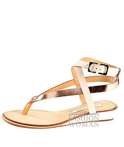 Обувь весна-лето 2013 от Diane von Furstenberg фото №16